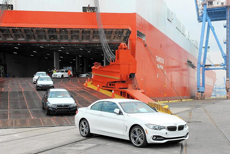 Seaways Car Import Logistics