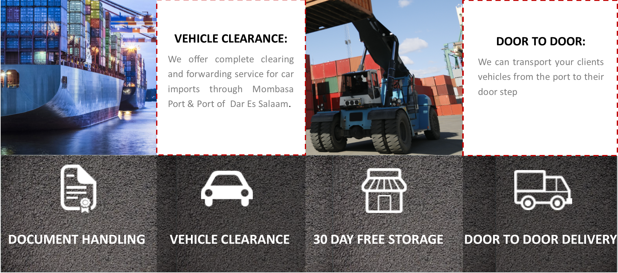 Seaways Logistics Services